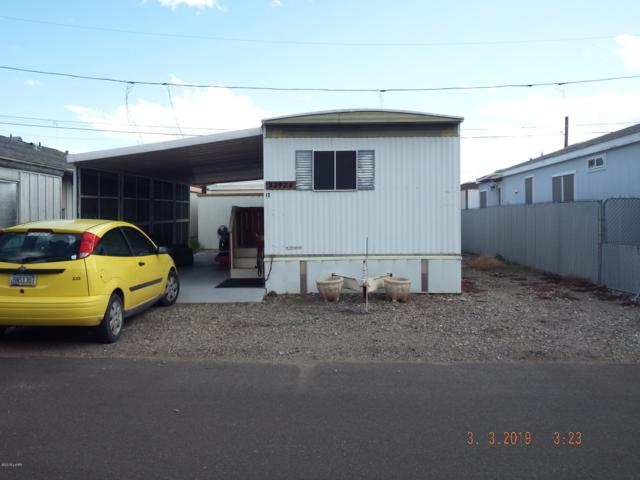 33926 Via Piedra, Parker, AZ 85344 (MLS #1003552) :: The Lander Team