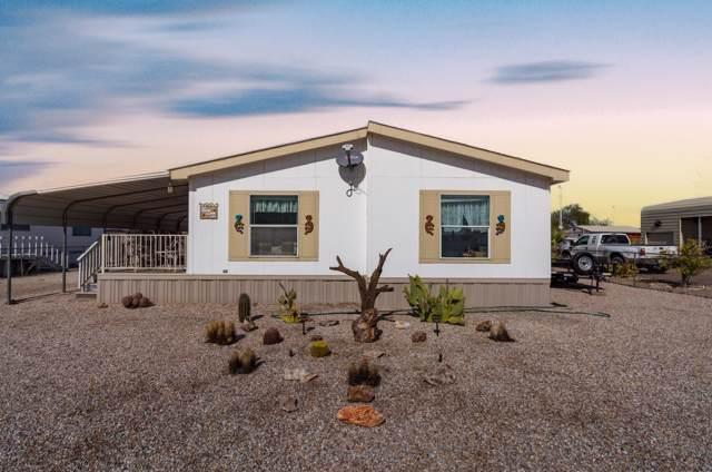 766 W Granada Dr, Quartzsite, AZ 85346 (MLS #1003669) :: Coldwell Banker