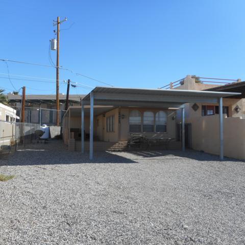 10091 Harbor View Rd, Parker, AZ 85344 (MLS #1003680) :: The Lander Team
