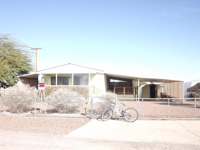 706 W Hagley Loop, Quartzsite, AZ 85346 (MLS #1004065) :: The Lander Team