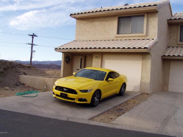 8625 Riverside Drive #73, Parker, AZ 85344 (MLS #1004192) :: The Lander Team