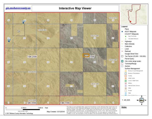 0 Unknown, Lake Havasu City, AZ 86404 (MLS #1004260) :: Lake Havasu City Properties