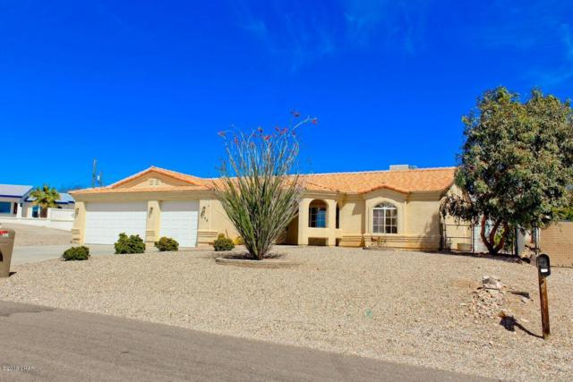 3798 Aqua Dr, Lake Havasu City, AZ 86406 (MLS #1005638) :: Lake Havasu City Properties