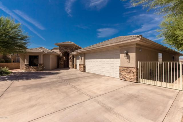 3811 N Masters Ct, Lake Havasu City, AZ 86404 (MLS #1005987) :: The Lander Team