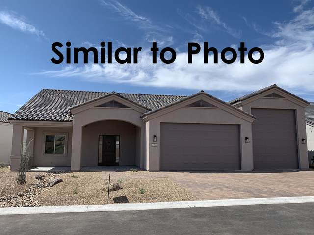0004 North Pointe Home And Lot, Lake Havasu City, AZ 86404 (MLS #1005996) :: Realty ONE Group