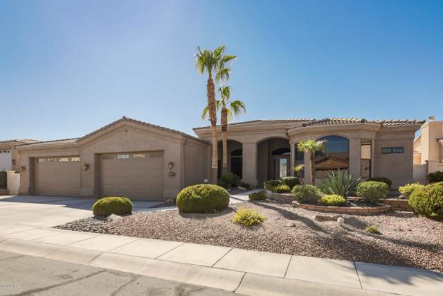 1225 Vista Del Lago Loop, Lake Havasu City, AZ 86404 (MLS #1008230) :: Realty One Group, Mountain Desert