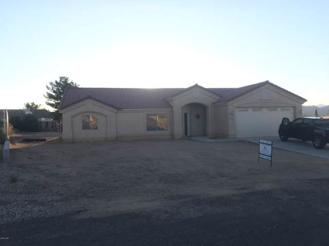 7783 E Diablo Dr, Kingman, AZ 86401 (MLS #1008318) :: The Lander Team