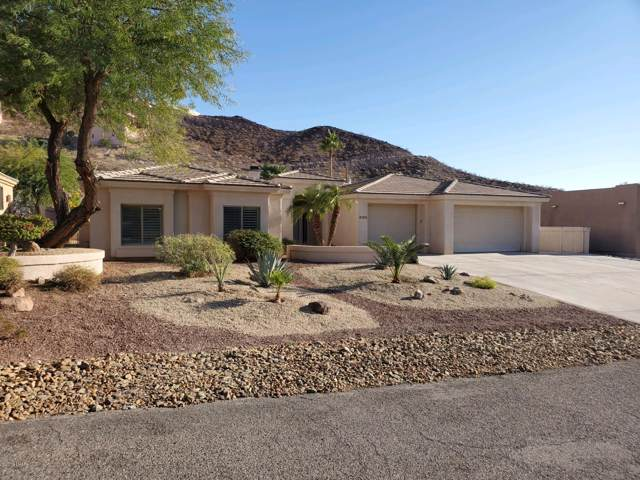 4150 Black Hill Drive Dr, Lake Havasu City, AZ 86406 (MLS #1008685) :: Coldwell Banker