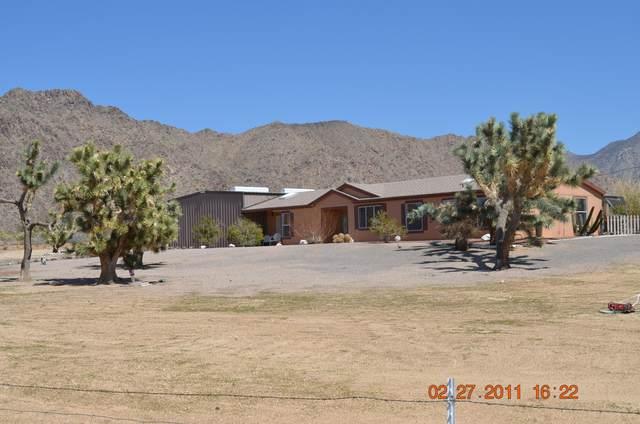 11078 S Alvis Rd, Yucca, AZ 86438 (MLS #1008938) :: The Lander Team