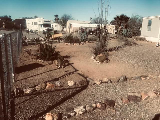 66651 Senora Dr, Salome, AZ 85348 (MLS #1009868) :: Realty One Group, Mountain Desert