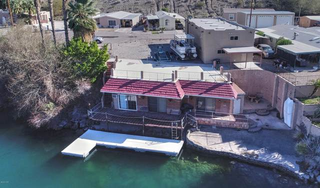 494 E Riverfront Dr, Parker, AZ 85344 (MLS #1010022) :: Realty One Group, Mountain Desert
