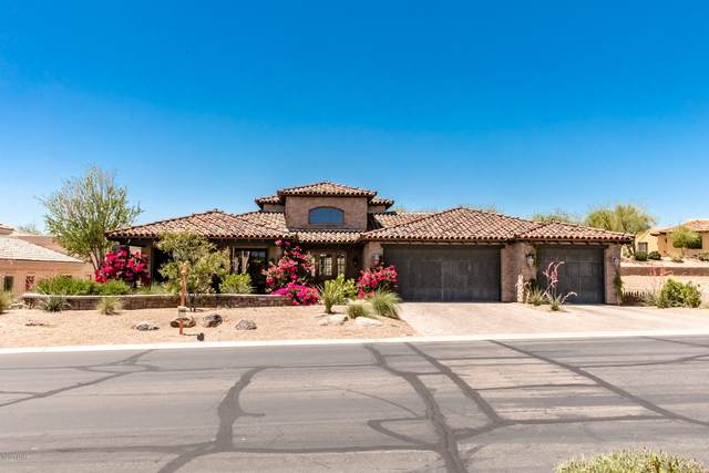 3345 N Arnold Palmer Dr, Lake Havasu City, AZ 86404 (MLS #1010455) :: Realty One Group, Mountain Desert