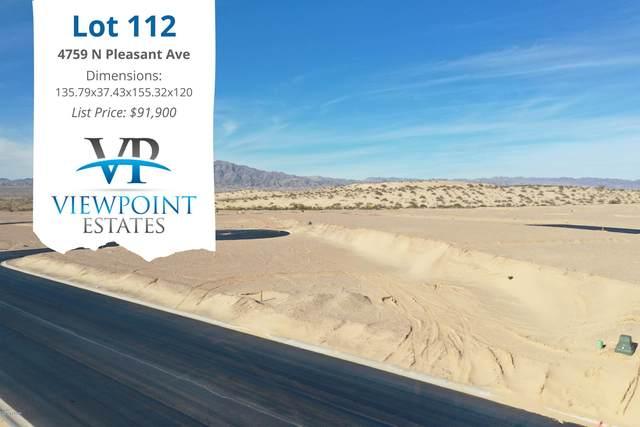 4759 N Pleasant Ave, Lake Havasu City, AZ 86404 (MLS #1010521) :: Coldwell Banker