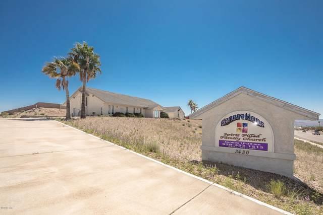3468 Mcculloch Blvd N, Lake Havasu City, AZ 86406 (MLS #1010646) :: Lake Havasu City Properties