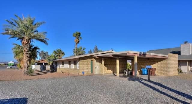 1901 S Laguna Ave, Parker, AZ 85344 (MLS #1010912) :: Realty One Group, Mountain Desert