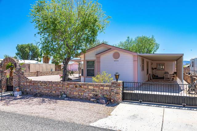 49553 Rainbow Ave, Quartzsite, AZ 85346 (MLS #1010955) :: Coldwell Banker