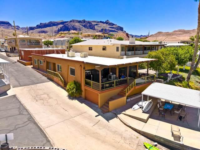 36838 Sunset Ln, Parker, AZ 85344 (MLS #1011647) :: Coldwell Banker