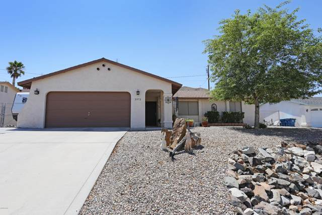 2972 Mica Dr, Lake Havasu City, AZ 86404 (MLS #1011883) :: The Lander Team