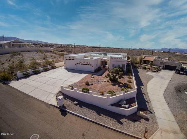 1167 Kibbey Dr, Lake Havasu City, AZ 86404 (MLS #1012071) :: Realty One Group, Mountain Desert