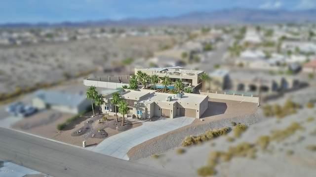 1440 Tamarack Dr, Lake Havasu City, AZ 86404 (MLS #1012118) :: Realty One Group, Mountain Desert