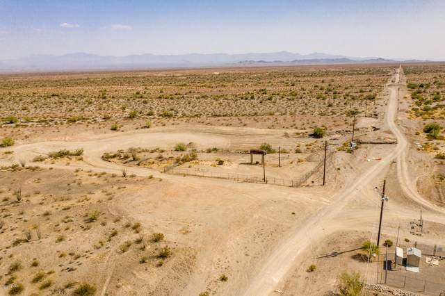 Tbd Havasu Heights, Lake Havasu City, AZ 86404 (MLS #1012284) :: Lake Havasu City Properties
