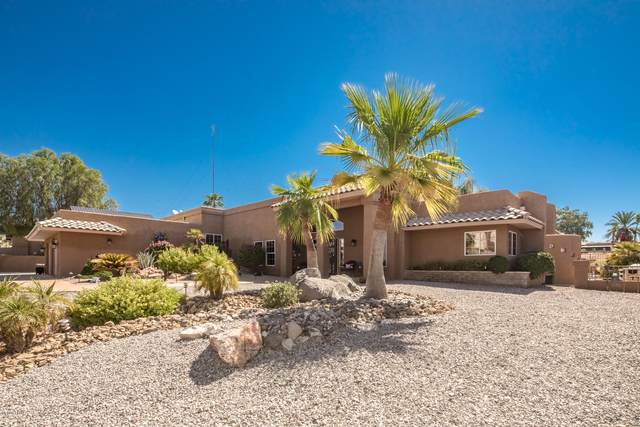 570 Hagen Dr, Lake Havasu City, AZ 86406 (MLS #1012293) :: Realty One Group, Mountain Desert