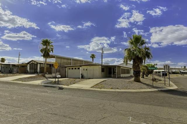 3101 Mescalero Dr, Lake Havasu City, AZ 86404 (MLS #1012332) :: The Lander Team