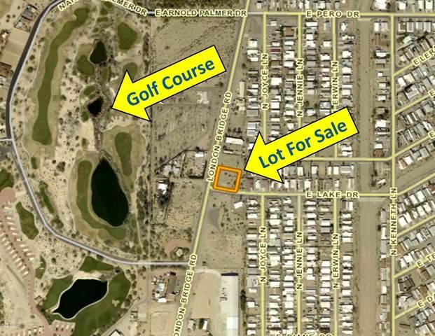 0000 London Bridge Rd, Lake Havasu City, AZ 86406 (MLS #1012406) :: Lake Havasu City Properties
