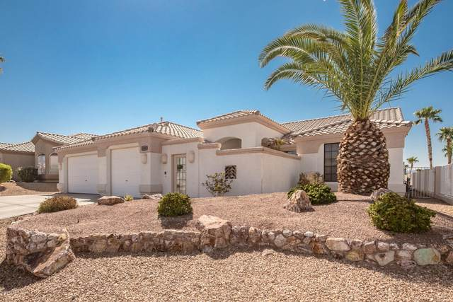 2418 Dawn Dr, Lake Havasu City, AZ 86404 (MLS #1012716) :: Coldwell Banker