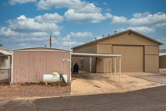 31887 Carefree Dr, Parker, AZ 85344 (MLS #1012764) :: Realty One Group, Mountain Desert