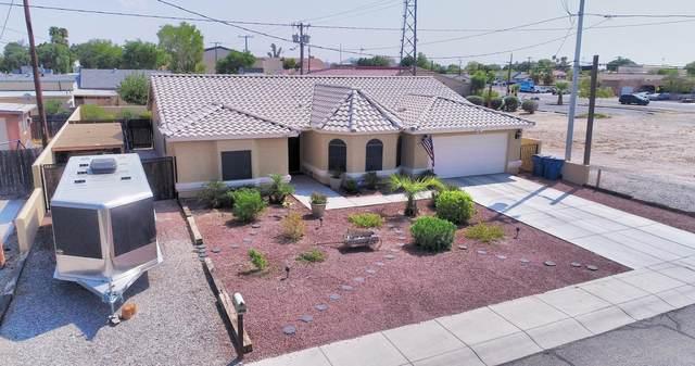 1105 W 15th St, Parker, AZ 85344 (MLS #1012890) :: Realty One Group, Mountain Desert