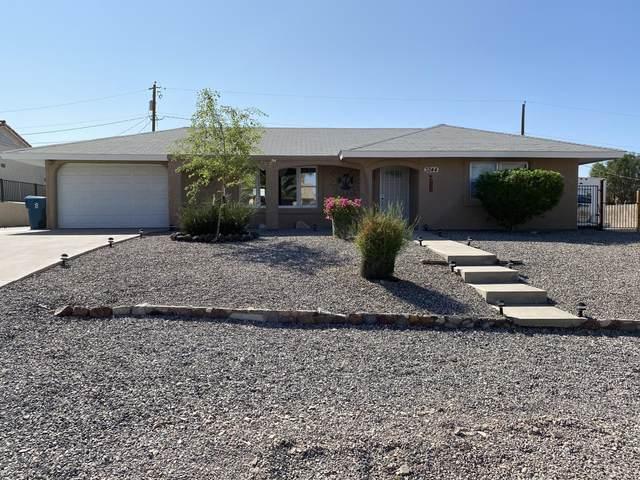 3244 Silversmith Dr, Lake Havasu City, AZ 86406 (MLS #1012999) :: Coldwell Banker