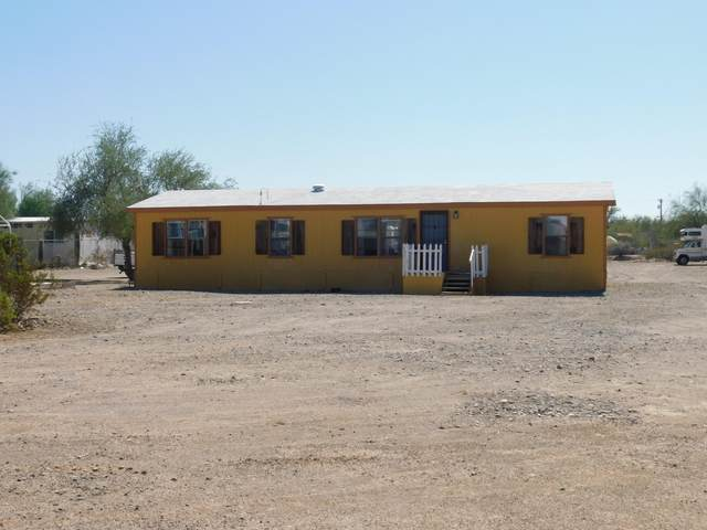 455 E Mayflower St, Quartzsite, AZ 85346 (MLS #1013290) :: The Lander Team