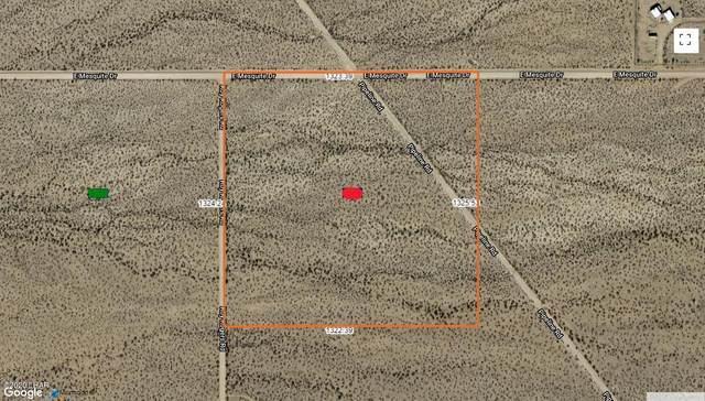 2116 E Mesquite Dr, Yucca, AZ 86438 (MLS #1013396) :: Coldwell Banker