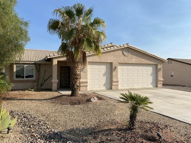 3626 Beechwood Dr, Lake Havasu City, AZ 86406 (MLS #1013440) :: Lake Havasu City Properties
