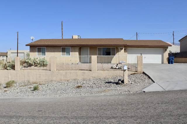 2105 Runabout Dr, Lake Havasu City, AZ 86403 (MLS #1013489) :: Coldwell Banker