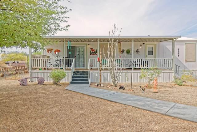 49738 Rainbow Ln, Quartzsite, AZ 85346 (MLS #1013539) :: Coldwell Banker