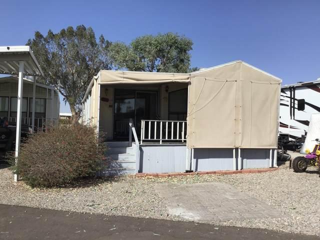 555 Beachcomber Blvd A78, Lake Havasu City, AZ 86403 (MLS #1013552) :: Realty One Group, Mountain Desert