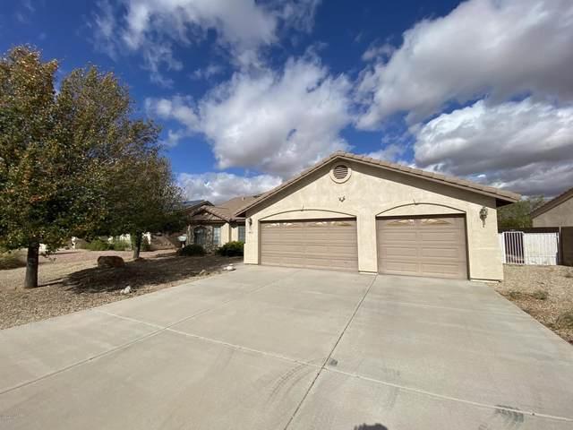 4077 Italia Ave, Kingman, AZ 86401 (MLS #1013701) :: Coldwell Banker