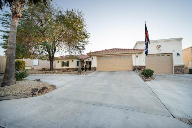 1391 Tamarack Dr, Lake Havasu City, AZ 86404 (MLS #1014020) :: Lake Havasu City Properties