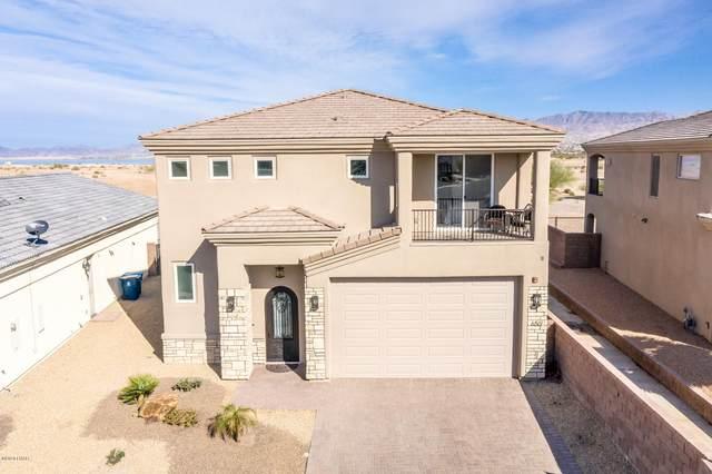 650 Grand Island Dr, Lake Havasu City, AZ 86403 (MLS #1014077) :: Realty One Group, Mountain Desert