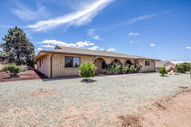 7922 E Saddleback Dr, Kingman, AZ 86401 (MLS #1014179) :: Realty One Group, Mountain Desert