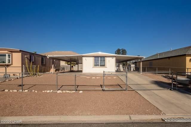 807 Roadrunner Dr, Bullhead City, AZ 86442 (MLS #1014198) :: Realty One Group, Mountain Desert
