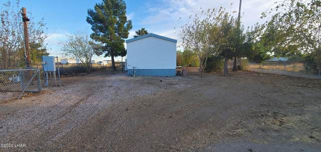 64698 Harcuvar Dr, Salome, AZ 85348 (MLS #1014205) :: The Lander Team