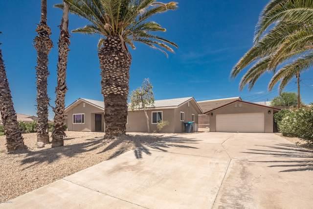 661 Rolling Hills Dr, Lake Havasu City, AZ 86406 (MLS #1014257) :: Realty ONE Group