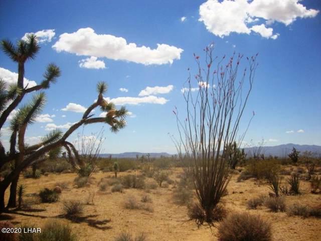 -2488 Gene Autry Rd, Yucca, AZ 86438 (MLS #1014330) :: Realty One Group, Mountain Desert