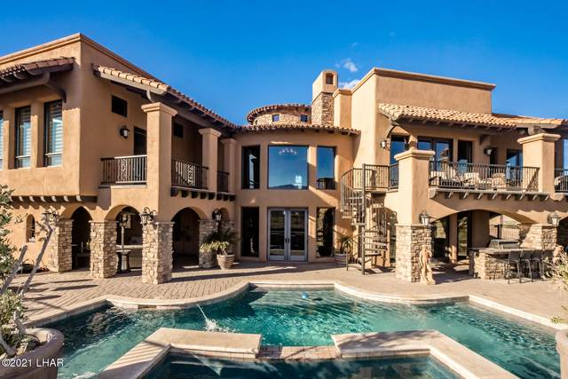 3604 N Winifred Way, Lake Havasu City, AZ 86404 (MLS #1014603) :: Coldwell Banker