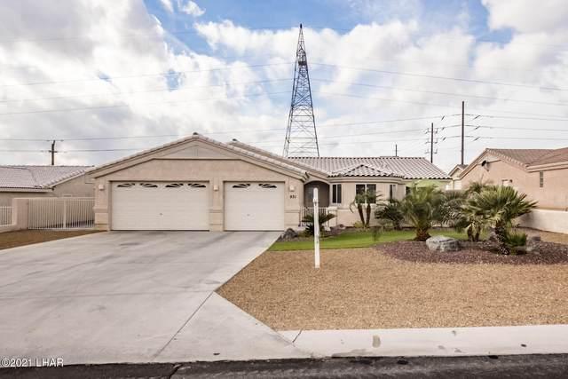 931 Pueblo Dr, Lake Havasu City, AZ 86406 (MLS #1014617) :: Coldwell Banker