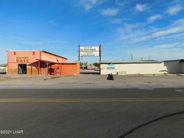 10 N Central Blvd, Quartzsite, AZ 85346 (MLS #1014623) :: The Lander Team