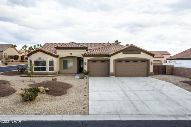 3882 Surrey Hills Ln, Lake Havasu City, AZ 86404 (MLS #1014665) :: Coldwell Banker